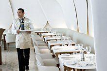 Camelia Restaurant - Mandarin Oriental Hotel, Paris