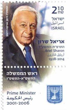 Ariel Sharon (1928-2014) Prime Minister 2001-2006