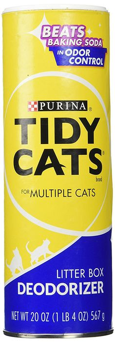 Purina Litter Tidy Cat Box Deodorizer Canisters, 20 oz ** For more information, visit now : Cat litter