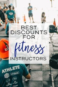 Discounts for Fitness Instructors - moveMNt with Maria