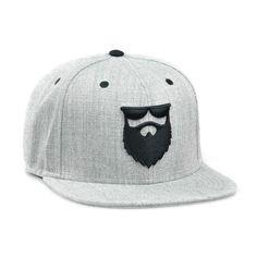 be7d4ee0 9 Best Beards and Gear images | Baseball hats, Snapback hats, Beard logo