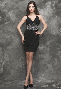 Vestido de coctel colección 2013