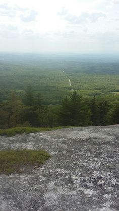 Stretched Mt maine