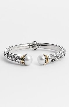 Free shipping and returns on Konstantino 'Hermione' Hinged Cuff at Nordstrom.com. Semiprecious cabochons beautifully conclude this handcrafted cuff rich with Grecian detail.