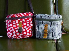 Nicky Camera Bag PDF Pattern