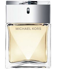 spritzed a little today...Tuberose reinvented. Rich creamy florals enhanced by sensual woods and exotic incense. Michael Kors is a fragrance that instantly feels right. Feels comfortable. Feels luxurious. Defined by an unprecedented, bold combination of polite and traditional with exotic and sensual - expressing a sophistication and sensuality that is also warm and infinitely wearable.  #Michael Kors Eau de Parfum Spray, 1.7 oz