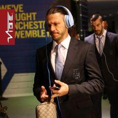 Martin Demichelis Of Manchester City #MartinDemichelis #Demichelis #Manchester #ManchesterCity #MCFC #Argentina #PremierLeague #Football