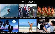 For all my BYU Hawaii Friends!