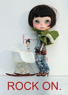 ROCK ON | blyhte - jeans - eames | Mariana Reichert | Flickr