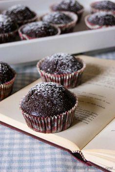 Gli originali Starbucks Muffins al cacao!