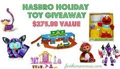 hasbro giveaway!