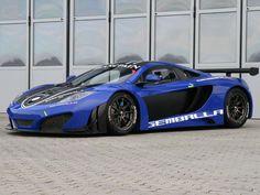 2 McLaren MP4-12C GT3s for Sale