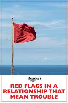 In warning red relationships flag 24 Relationship