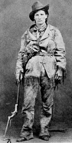Calamity Jane dressed and worked as a man in the American Wild West. Calamity Jane, Western Film, Western Art, Western Signs, Cowboy Pictures, Old Pictures, Old West Outlaws, Old West Photos, Vintage Cowgirl