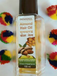 Patanjali Almond Hair Oil Review  Patanjali has some of the products which work like a magic for me while some don't. Today I will be reviewing the Patanjali Almond Hair Oil Review, let's see if it worked for me or not.The Kesh Kanti andcoconut oils have already been reviewed. What is it and who is it for? It is almond hair oil. Price Rs.50 for […]  The post  Patanjali Almond Hair Oil Review  appeared first on  Glossypolish .  https://www.glossypolish.com/patanjali-almond-hair-oil..