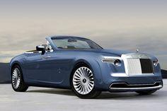 Pininfarina Designed Rolls-Royce Hyperion