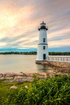 Rock Island Lighthouse by Joseph T. Meirose IV on 500px
