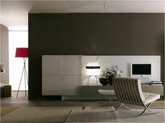 Sistema T030 de Lema.  Muebles de diseño.