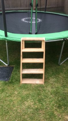 Exceptionnel Trampoline Ladder, Trampolines, Ladders, Projects To Try, Stairways,  Staircases, Ladder, Springboard, Stairs