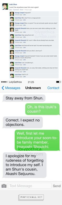 In which Izuki and Akashi were cousins by their mothers' line.