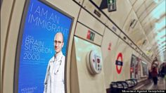 Immigration Poster Campaign Aims To Celebrate Migrants Ahead Of General Election