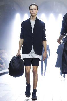Lanvin Menswear Spring Summer 2016 Paris - NOWFASHION