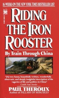 Fortunately Paul Theroux managed to travel by rail and document The Middle Kingdom before Foxconn took over.
