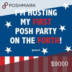 Need host picks for my 1st posh party on the 4th I'm hosting my first posh party on July 4th!  Theme is Vacation Vibes. Please spread the word! I need help picking host picks!  Let me know if you have never received a host pick! J. Crew Tops Tank Tops