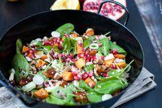 bunter quinoa salat