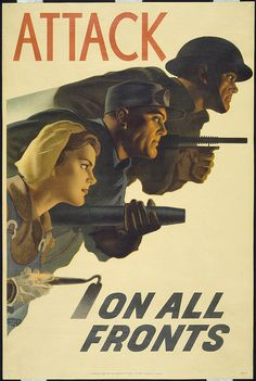 Image detail for -... Second World War Propaganda Posters & Sketch's. - Canada at War Forums