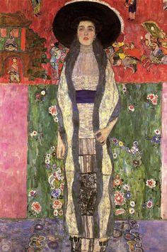 Gustave Klimt, Ritratto di Adele Bloch-Bauer II (1912) - Google Search