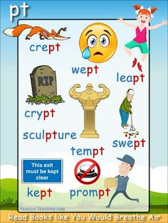 pt words Phonics Poster - FREE & PRINTABLE - Auditory Discrimination, Exploring Letter Sounds, Literacy Groups, Phonics Word Wall Poster or a Class Book Phonics Chart, Phonics Flashcards, Phonics Worksheets, English Phonics, English Grammar Worksheets, Teaching English, English Alphabet, Phonics Reading, Teaching Phonics