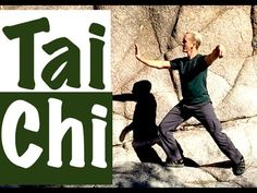 10 Easy Tai Chi Moves for Beginners - Tai Ji Quan - YouTube