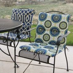 Update The Look Of Your Patio Furniture By