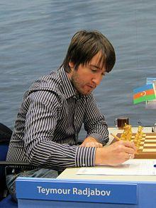 GM Teymour Radjabov