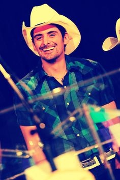 Brad Paisley is by FAR the single best entertainer in the world. I can't wait to go to another concert in August!
