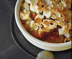 Recipe Chicken, pumpkin and date tagine by Michelle Bridges - Recipe of category Main dishes - others