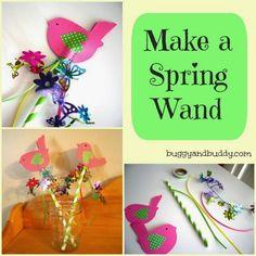 Gummy Lump Toys Blog: 10 Spring Crafts for Kids