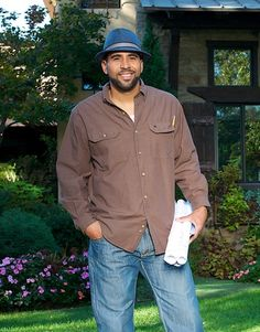 Ahmed Hassan...miss him on yard crashers