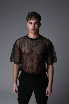 Strictly Come Dancing star AJ Pritchard steals the spotlight as he covers the March 2019 issue of Gay Times. The dancer sports a Versace t-shirt and Topman joggers for the cover. Meanwhile, Jakub Koziel Foto Fashion, Mens Fashion, Fashion Outfits, Pretty Boys, Cute Boys, Gay Costume, Gay Outfit, Versace T Shirt, Dapper