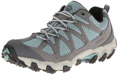 Oboz Women's Luna Low Hiking Shoe * Click image to review more details.
