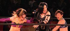 Japanese Womens Wrestling: Manami Toyota - Japanese Women Wrestlers