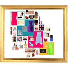 """""""COLOURFUL"""" by jheka on Polyvore Frame, Polyvore, Color, Home Decor, Picture Frame, Decoration Home, Room Decor, Colour, Frames"""