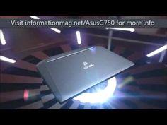 ASUS G750JW DB71 17.3 Inch Laptop - YouTube