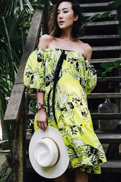 The Perfect Summer Cover-Up - The Chriselle Factor