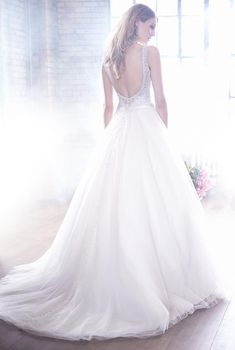 Classy Madison James wedding dresses