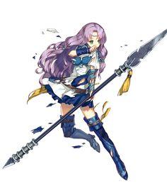 Fantasy Character Design, Character Design Inspiration, Character Art, Anime Warrior, Warrior Girl, Anime Fantasy, Fantasy Girl, Fire Emblem Lyn, Fantasy Characters