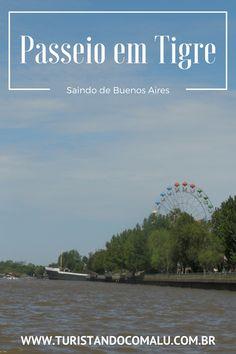 Dica de passeio bate e volta de Buenos Aires para a cidade de Tigre