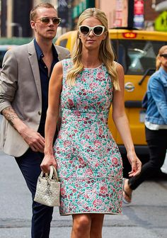 In Praise of Nicky Hilton's Most Excellent Post-Baby Bag Game - PurseBlog