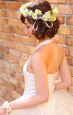 花嫁*ナチュラルダウン* ¥21000~◇   元町・石川町の美容室 hair coucouのヘアスタイル   Rasysa(らしさ)